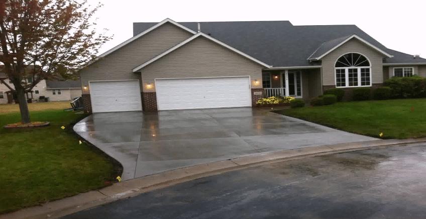 driveway installation company